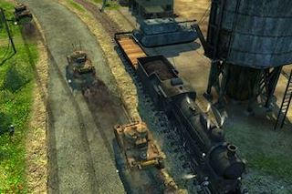 Rush for Berlin Multiplayer Strategie Features